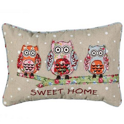 Perna decorativa Sweet Home 23x36cm