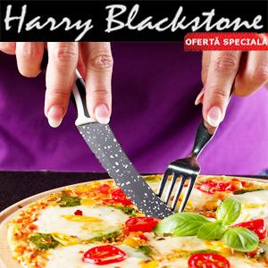 Setul de cutite de bucatarie Harry Blackstone