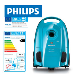 Aspirator cu sac Philips PowerLife FC8324 09