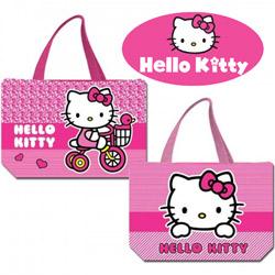 Geanta de plaja Hello Kitty Pink