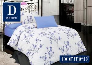 Lenjerie de pat Dormeo Blossom Bleu