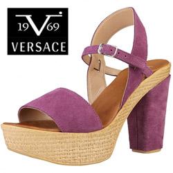 Sandale Versace V1969 Grace mov
