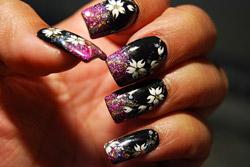 Decoratiuni si ornamente unghii - Nail Art