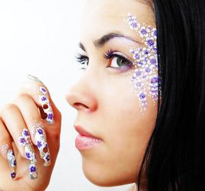 Beautiful Nail Art - Accessories on amazon