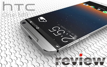 Review Design HTC One M9