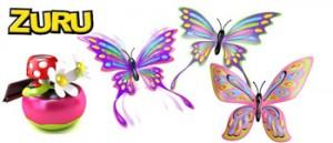 Fluturasii magici Zuru - Jucarii pentru fetite