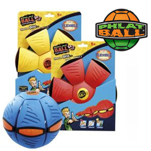 Discurile transformabile in minge Phlat Ball de la Noriel
