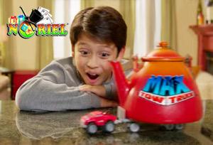 Max Tow Mini Truck la Noriel