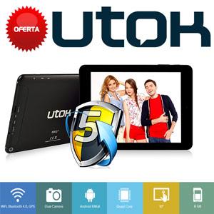 Tabletele UTOK de 10 inch - Performanta la preturi accesibile