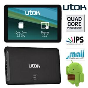 Review Tableta Android KitKat 4.4 UTOK 1005Q
