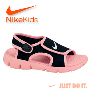 Sandale reglabile cu arici NIKE pentru fetite