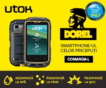 SmartPhone UTOK DOREL - Garantie 5 ani