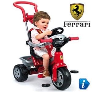 Tricicleta Ferrari Feber 5840