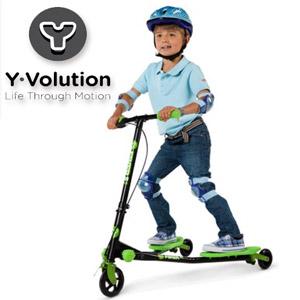 Trotinete baieti Yvolution Flicker
