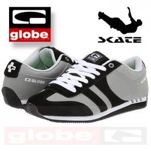 Adidasi Skate barbatesti Globe Retro Pulse