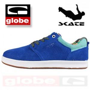 Adidasi Skate albastrii Globe Shinto
