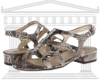 Sandale dama Bandolino Elysain - sandale gladiator