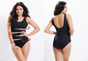 Costume de baie modelatoare pentru femei