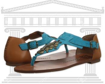 Sandale DV by Dolce Vita Draya Turcoaz