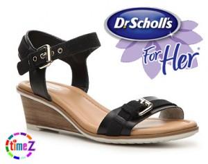 Sandale Dr. Scholl Alana Wedge Sandal