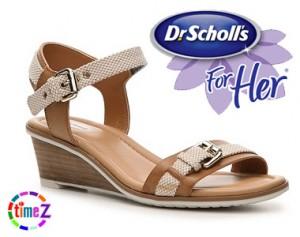 Sandale Dr. Scholl Glendale Wedge Sandal