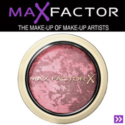 Fard de obraz Max Factor Creme Puff Blush No 30 Gorgeous Berries