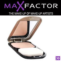 Fondul de ten Max Factor Facefinity Compact Foundation cu protectie solara SPF 15