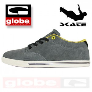 Tenisi Skate Globe LightHouse Slim Charcoal