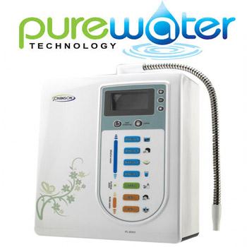 Ionizator de apa acida si alcalina Eden Chanson Water