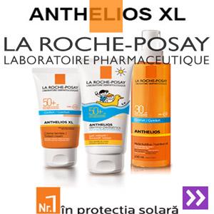 La Roche Posay cea mai buna protectie solara sanatoasa