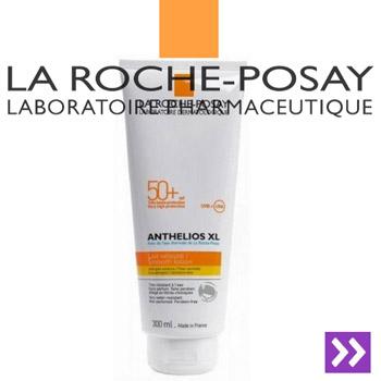 Lapte protectie solara La Roche Posay Anthelios SPF50 300ml