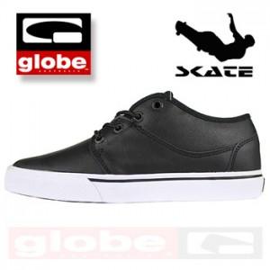 Pantofi Sport Skate Globe Mahalo Black in magazinul specializat U-MAN