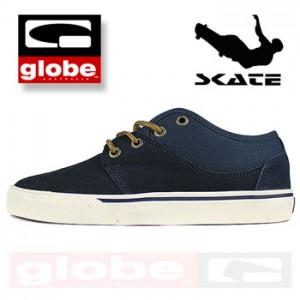 Pantofi Sport Skate Globe Mahalo Navy in magazinul specializat U-MAN