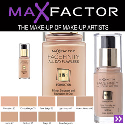 Fond de ten Max Factor Facefinity All Day Flawless 3 in 1