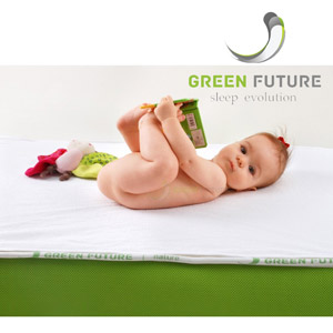 Saltele bambus copii Green Future