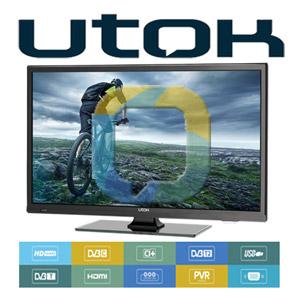 Oferta de televizoare UTOK - UTOK U24HD1 60 cm