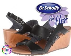 Sandale femei Dr. Scholl`s Hali cu platforma