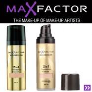 Ingrijirea tenului cu MAX Factor te costa acum mai putin