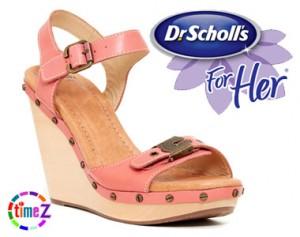 Sandale dama Dr. Scholl`s Lucia Platform Wedge