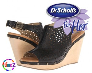 Sandale platforma Dr.Scholl`s Alana Original Collection