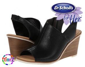 Sandale femei Dr.Scholls Johanna cu platforma