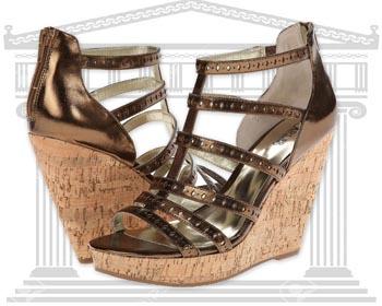 Sandale cu platforma Carlos Santana Maiko