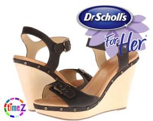 Sandale dama cu platforma Dr. Scholl`s Lucia Sandal