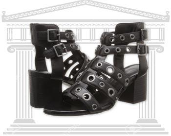 Sandale Gladiator Luxury Rebel Alva