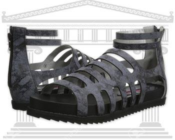 Sandale dama C Label Pauline 6 Gladiator