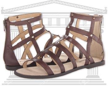 Sandale Gladiator Lucky Brand Beverlee