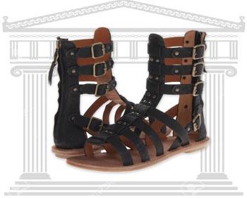 Sandale Gladiator Ash Nomad