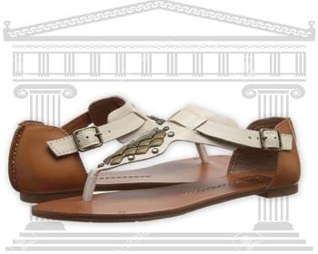 Sandale Romane DV by Dolce Vita Draya din piele naturala