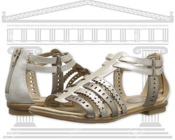 Sandale Romane Easy Spirit Karelly crem