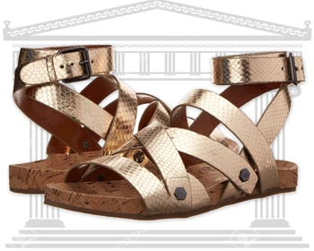 Sandale Gladiator Rebecca Minkoff Tristen